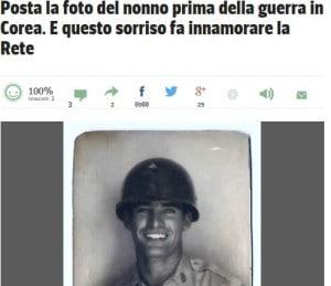 Corriere nonno