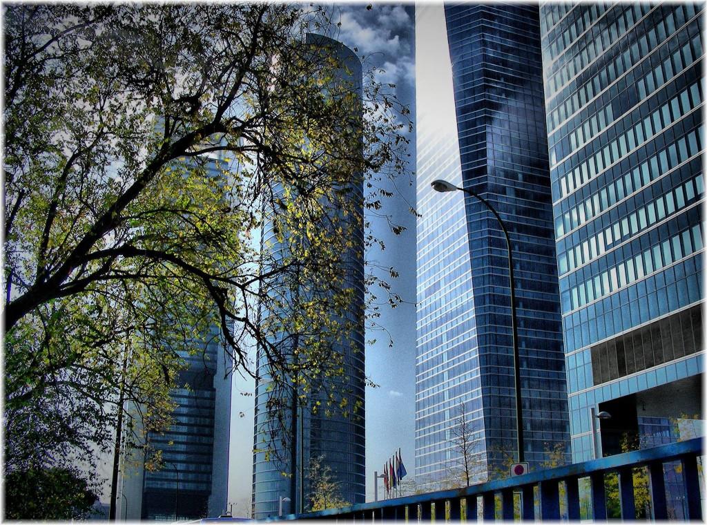 Madrid quattro torri