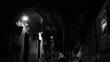 Trenitalia Sera Velletri pendolari